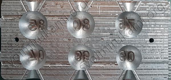 Картинка форма чебурашка разборная 60-85 г
