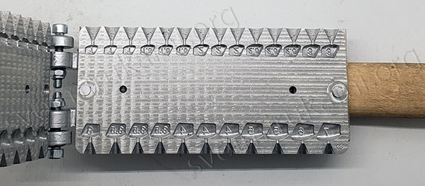Картинка форма для микро сапожка