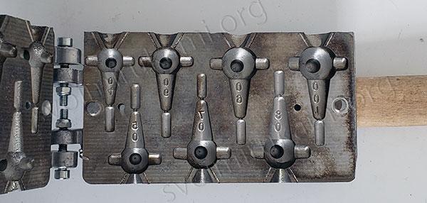 Картинка форма для маркерных грузов