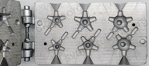 Картинка форм для грузила мина
