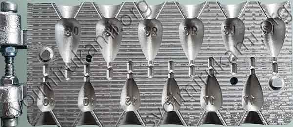 Картинка форма оливка 10-30