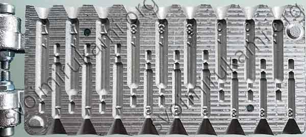Картинка форма дроп-шот 3-17г