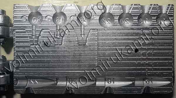 Картинка форма джиг пули