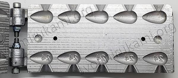 Картинка форма для скользящей оливки