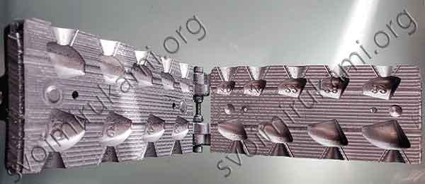 Картинка форма зубец 10-60г